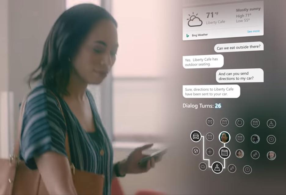 Cortana staje się prawdziwą asystentką