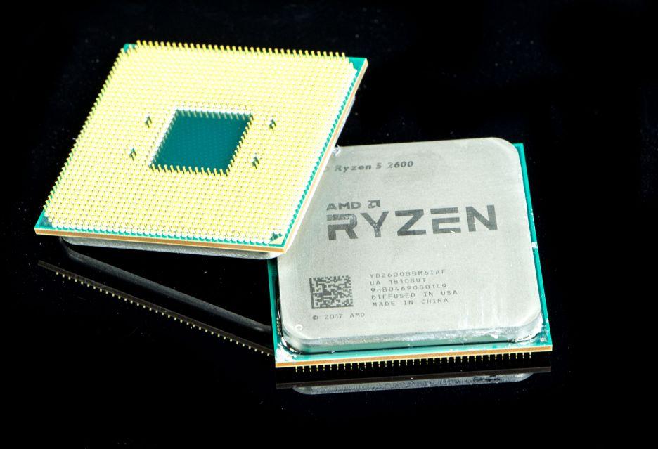 AMD coraz silniejsze na rynku procesorów - producent notuje najlepszy wynik od 2014 roku