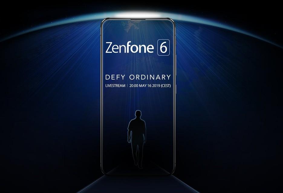 Asus ZenFone 6 zapowiada się ciekawie - otrzyma procesor Snapdragon 855 i baterię 5000 mAh