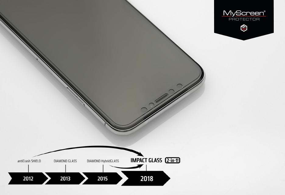 IMPACT GLASS - ekran smartfona będzie bezpieczny