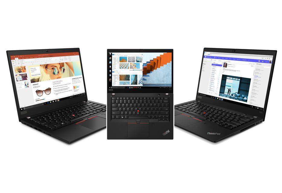 Lenovo prezentuje laptopy ThinkPad z procesorami AMD Ryzen Pro