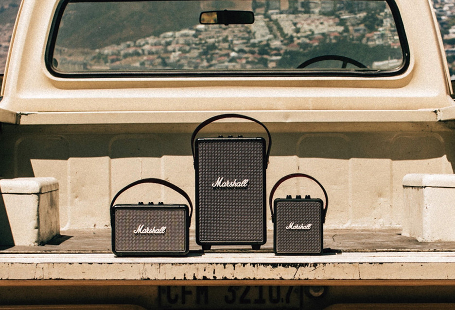 Marshall prezentuje nowe głośniki Bluetooth