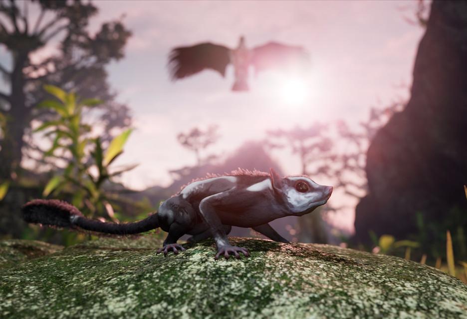 AWAY - ambitna gra jak film przyrodniczy