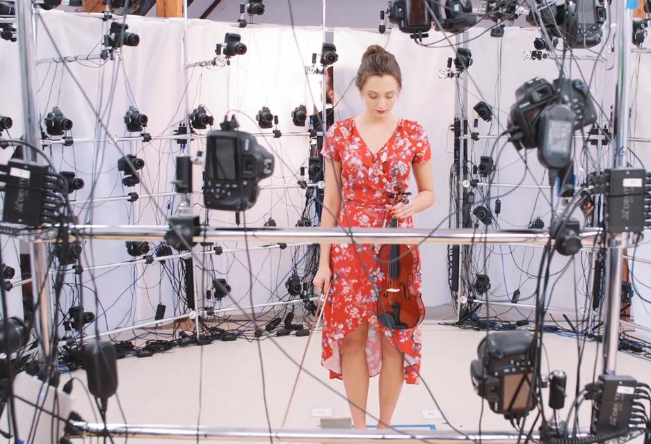 Twórcy Chernobylite i 114 aparatów Canon.  Jak tworzone są postaci do gier [The Farm 51] | zdjęcie 2