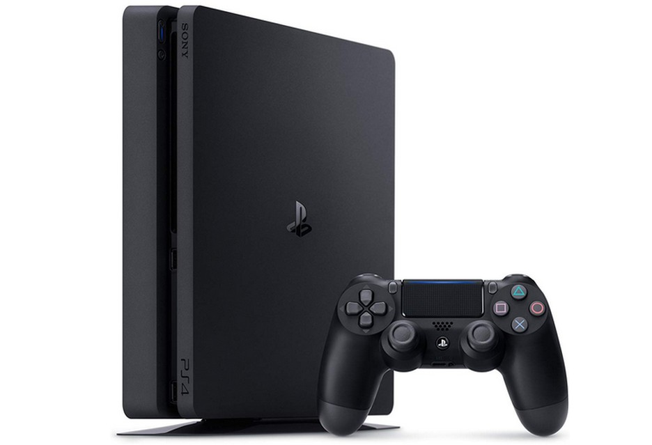 PlayStation 4 Slim w promocji