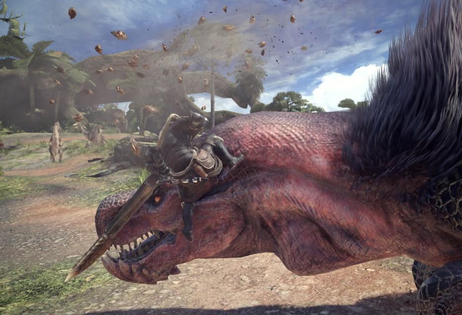 Monster Hunter: World za darmo na PlayStation 4