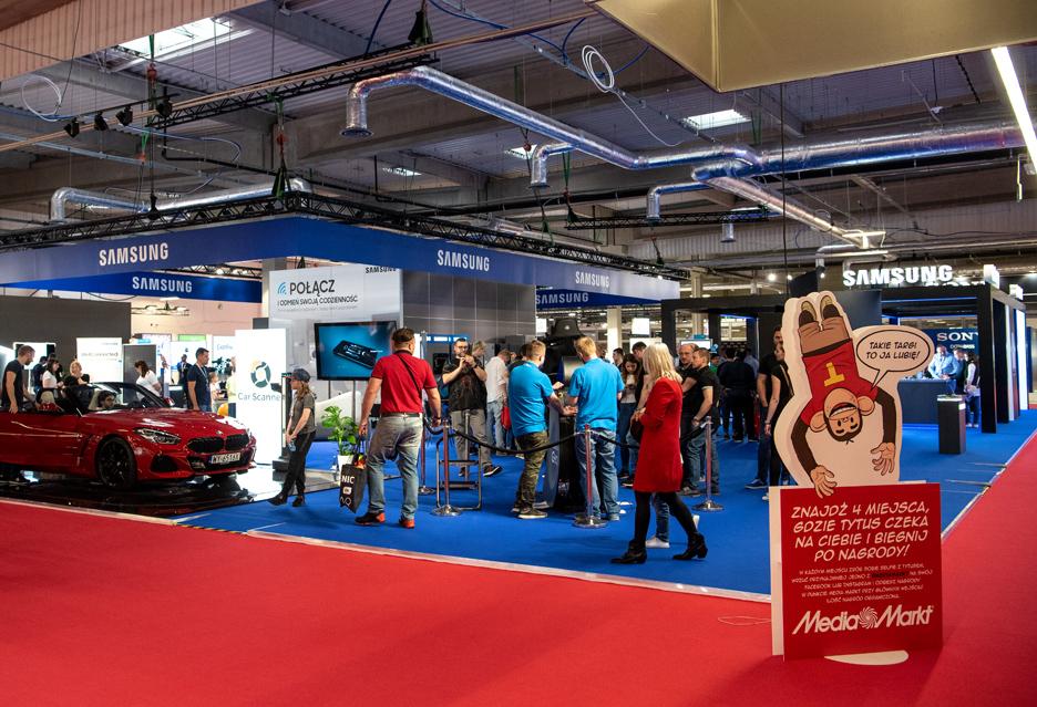 Electronics Show 2019 czyli majowy weekend w PTAK Warsaw Expo | zdjęcie 28