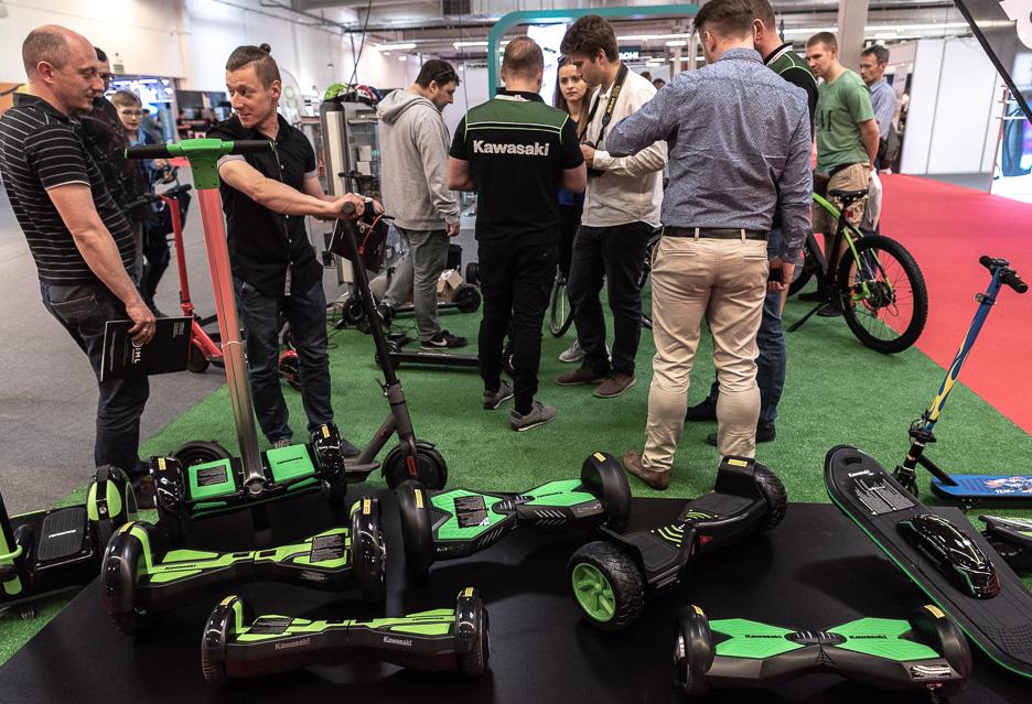 Electronics Show 2019 czyli majowy weekend w PTAK Warsaw Expo | zdjęcie 4