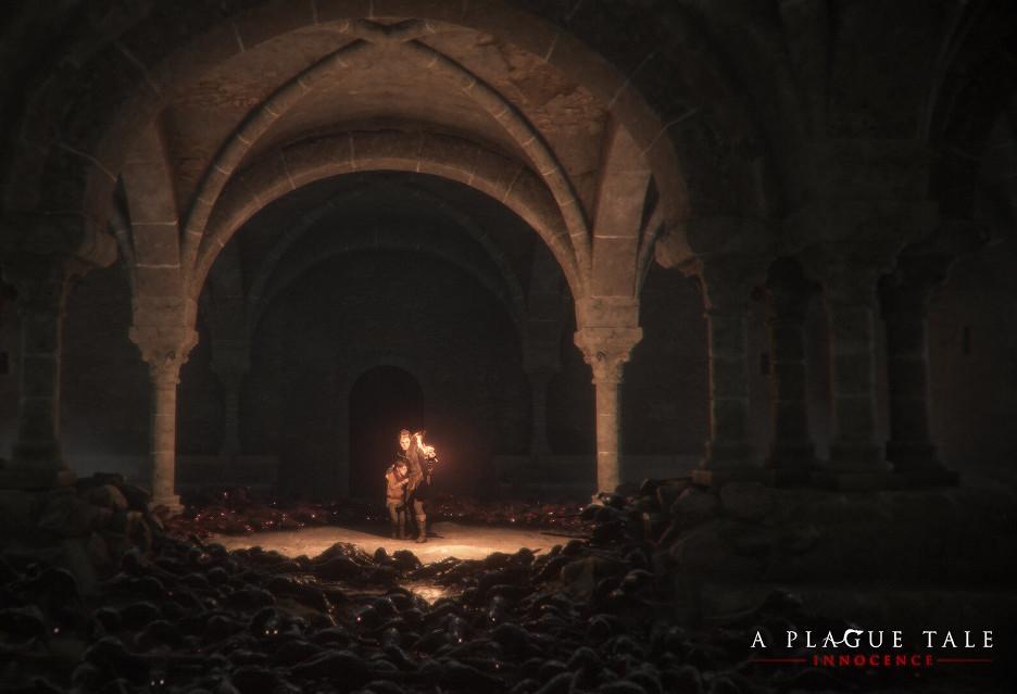 """A Plague Tale: Innocence debiutuje na rynku - gra zbiera głównie """"ósemki"""""""