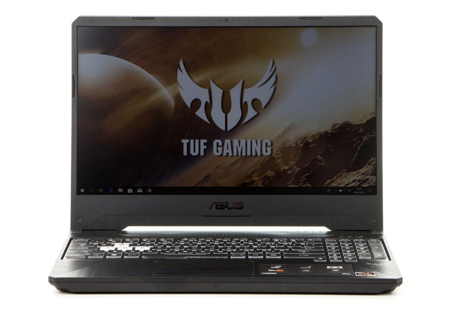 Asus TUF Gaming FX505DU - laptop do gier z AMD Zen+ i GeForce GTX 1660 Ti | zdjęcie 1
