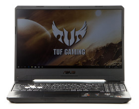 Asus TUF Gaming FX505DU - laptop do gier z AMD Zen+ i GeForce GTX 1660 Ti