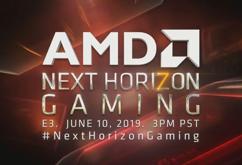 Next Horizon Gaming - AMD szykuje konferencję na targach E3