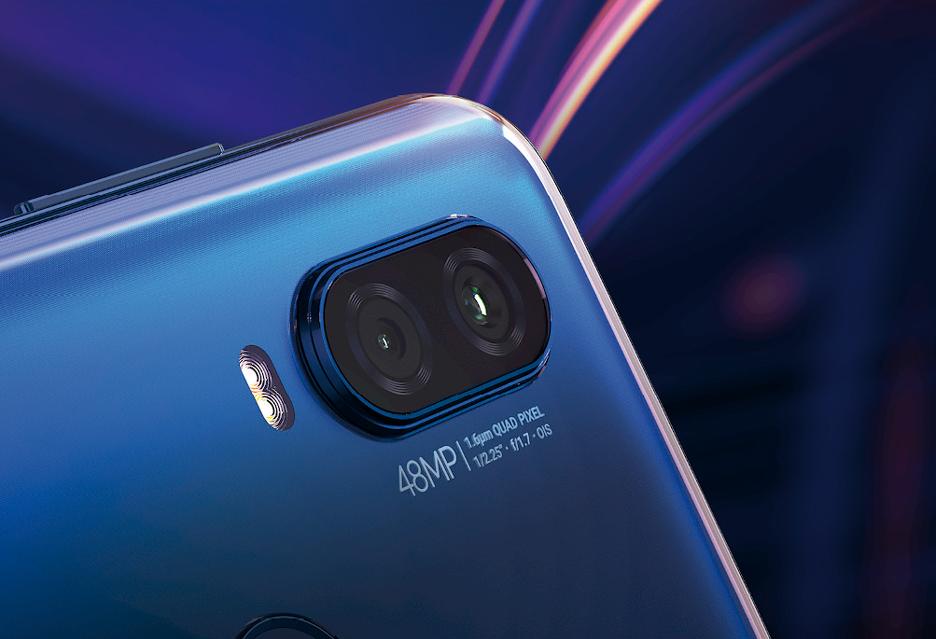 Motorola One Vision - smartfon, który ma Samsunga wewnątrz | zdjęcie 1