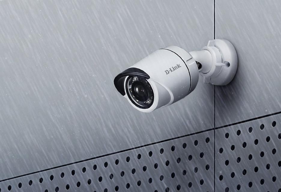 D-Link Vigilance - dwie wytrzymałe kamery 5 Mpix do całodobowego monitoringu
