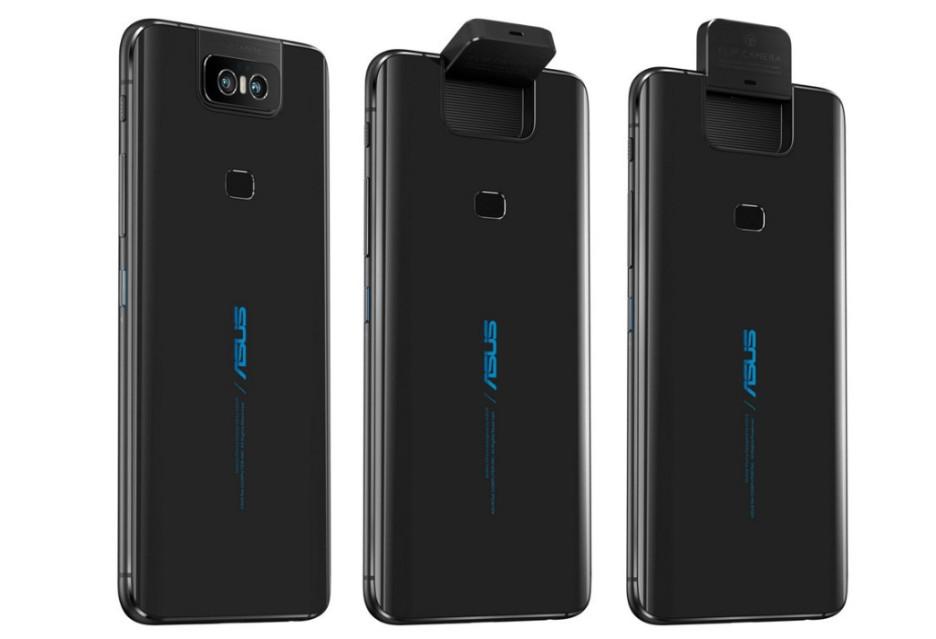 Asus Zenfone 6 oficjalnie - Snapdragon 855, obracany aparat i bateria 5000 mAh