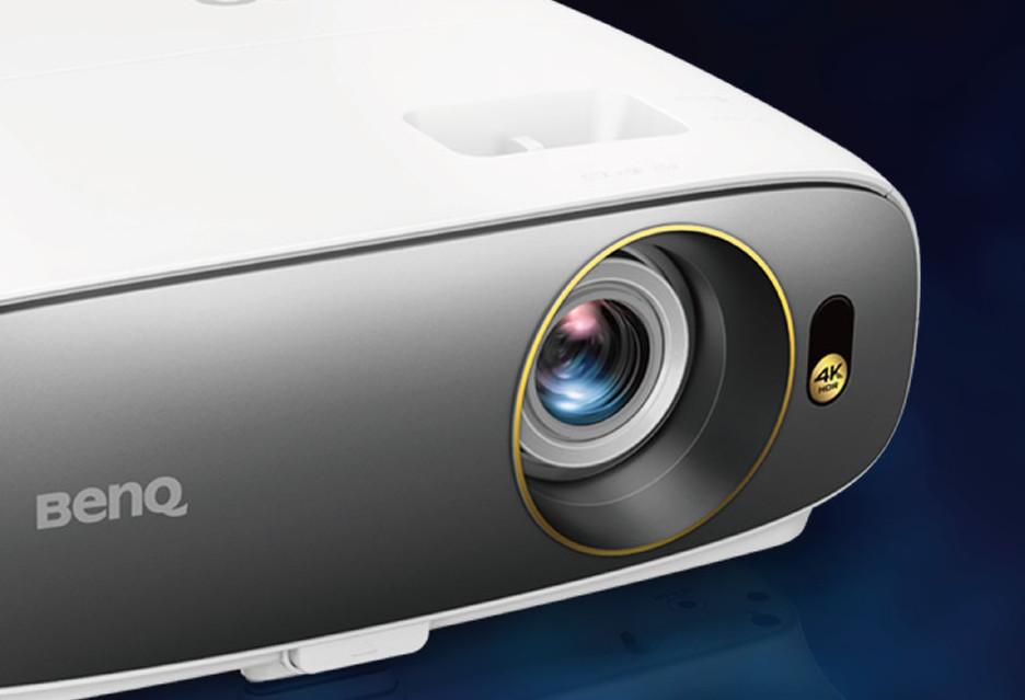 Projektor BenQ W1720 sposobem na kino 4K HDR w domu