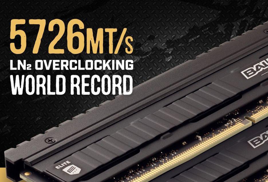 Ekstremalne podkręcanie pamięci DDR4 - overclockerzy toczą zaciętą walkę o rekord [AKT.]