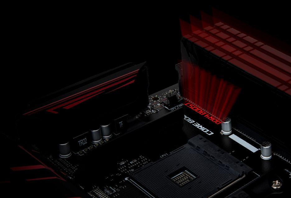 MSI MPG X570 Gaming Pro Carbon AC i Gaming Plus - zdjęcia płyt pod nowe Ryzeny