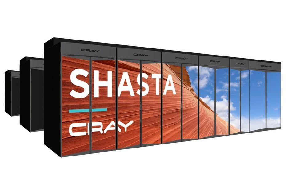 Hewlett Packard Enterprise przejmuje Cray - jednego z głównych graczy na rynku HPC