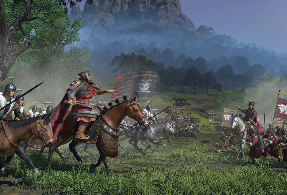 Total War: Three Kingdoms debiutuje na rynku