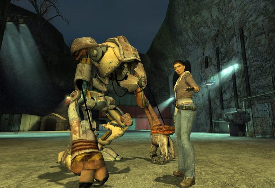 Valve nie zgadza się na remake Half-Life 2 od zewnętrznego studia