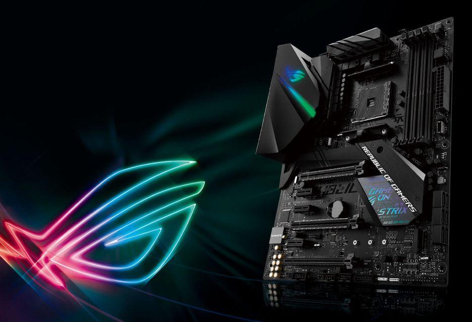 ASUS zapowiada płyty główne AMD X570