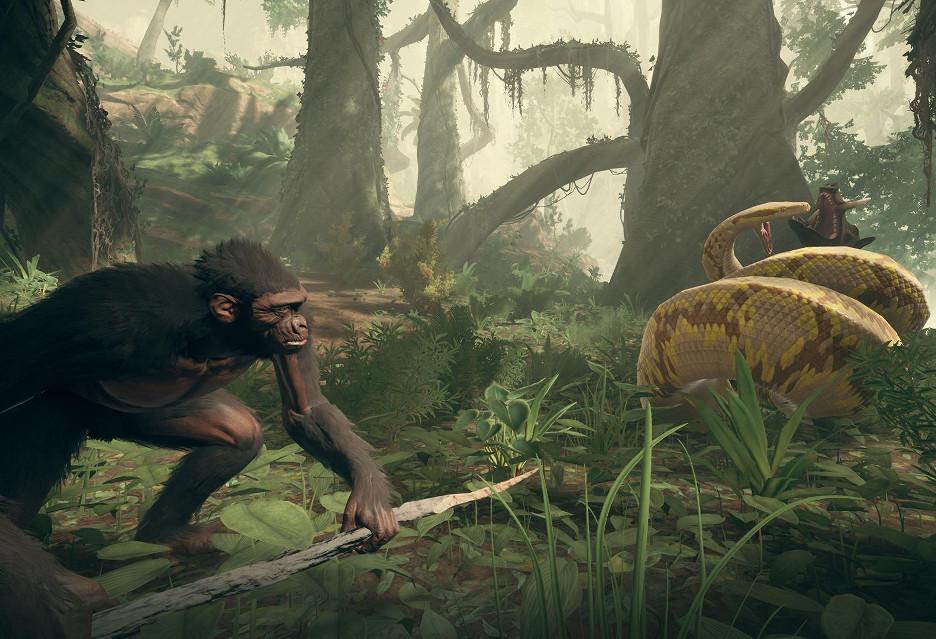 Premiera gry Ancestors: The Humankind Odyssey zaplanowana na lato