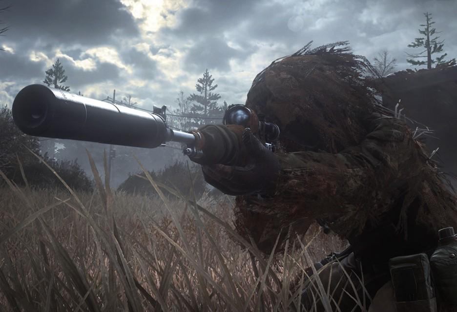 W tym roku możemy zobaczyć (nowe) Call of Duty: Modern Warfare