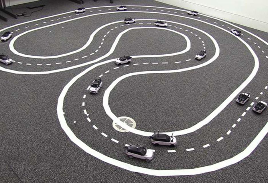Samochody autonomiczne mogą usprawnić ruch o 35%
