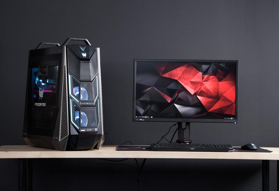Acer Predator XB3 (XB273K) - ostateczny monitor do gier | zdjęcie 1