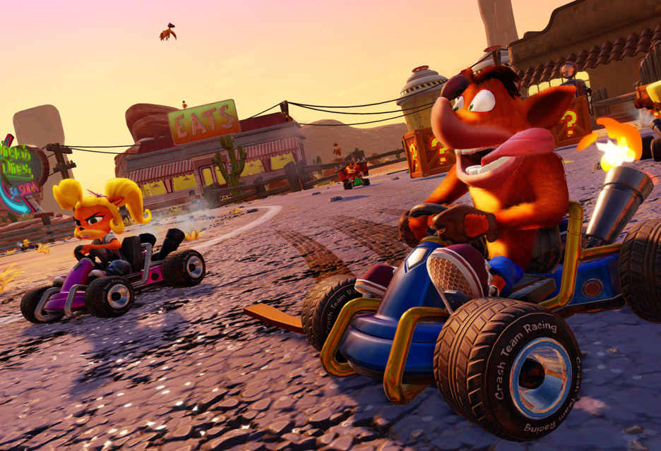 Crash Team Racing Nitro-Fueled – i tak się powinno ożywiać wspomnienia   zdjęcie 1