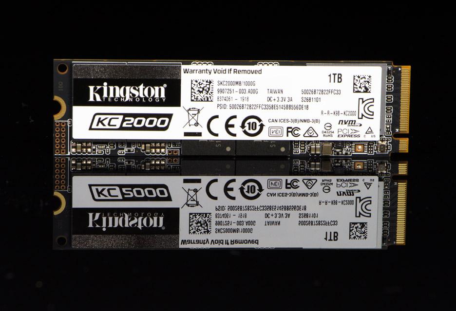 Kingston KC2000 - krótki test szybkiego SSD PCIe M.2 | zdjęcie 1