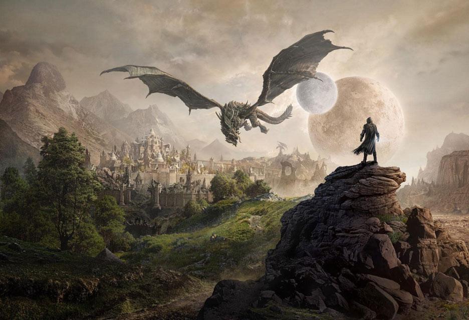 The Elder Scrolls – Tamriel, kontynent o wielu obliczach   zdjęcie 1