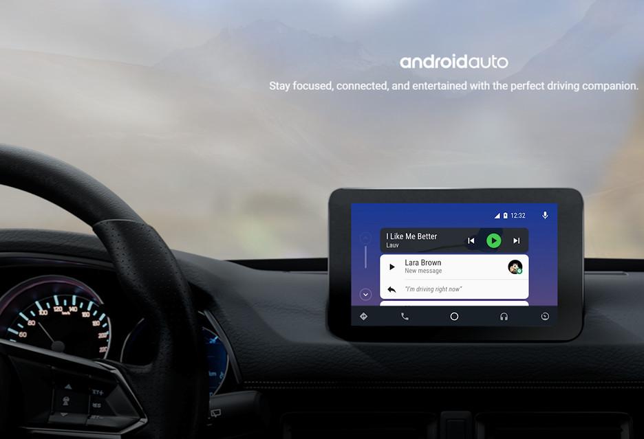 Android Auto dociera do Polski