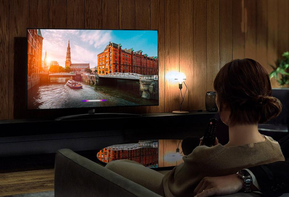 LG 55SM9010 - test telewizora | zdjęcie 1