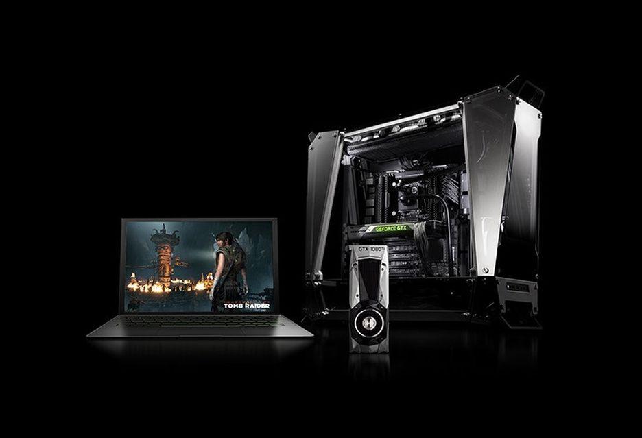 Najnowszy Tomb Raider za darmo do kart GeForce GTX 10
