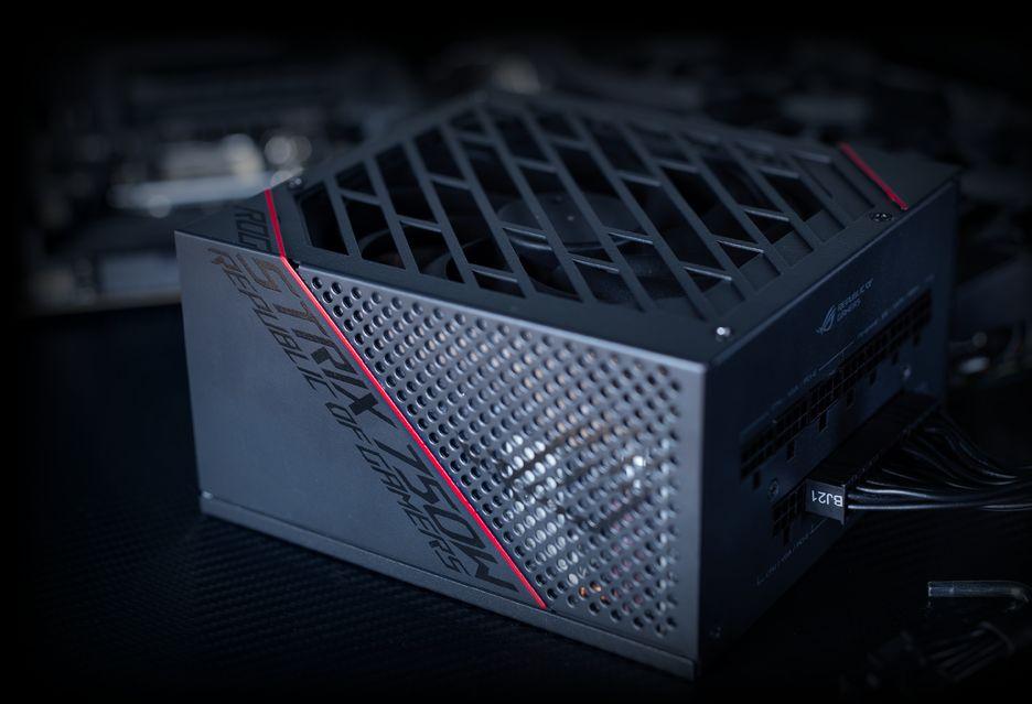ASUS ROG Strix - zasilacze 650W i 750W już oficjalnie