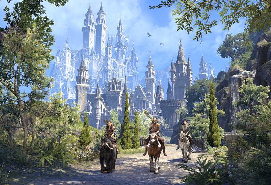 The Elder Scrolls Online - 5 powodów, dla których warto zagrać/powrócić do gry | zdjęcie 1