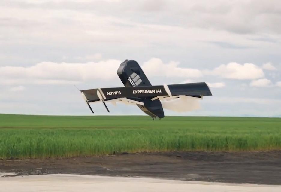 Amazon ma nowego drona - to nietypowa maszyna z dużym potencjałem