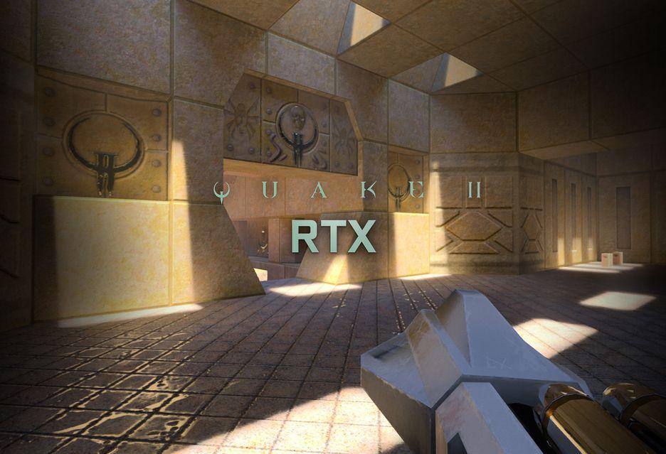 Quake II RTX już dostępny - odświeżona gra wykorzystuje potencjał Ray tracingu