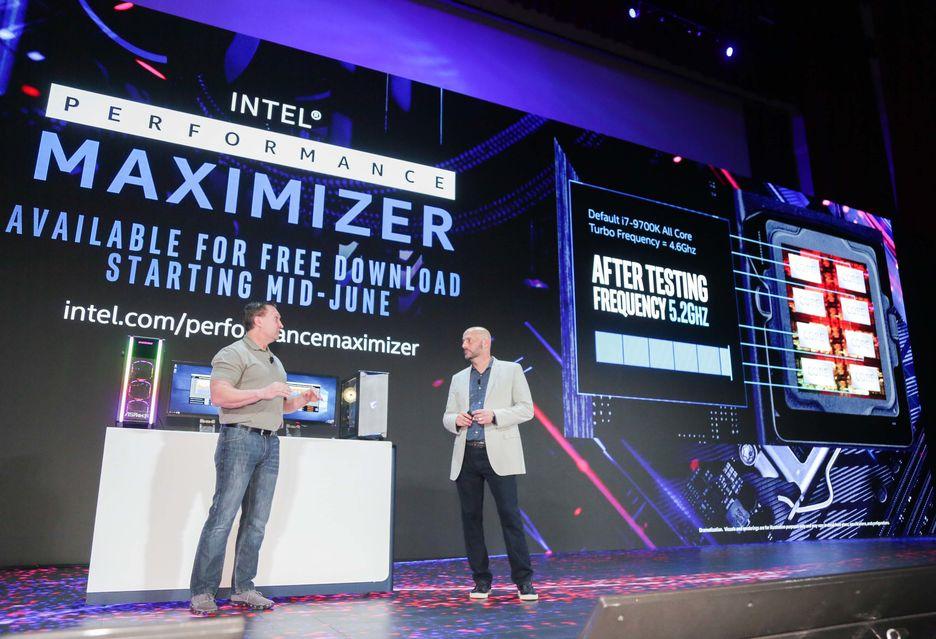Intel Performance Maximizer - nowe narzędzie do automatycznego podkręcania procesora