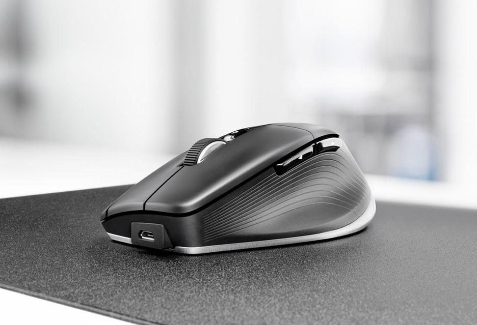 Ergonomiczna myszka dla profesjonalistów CAD - CadMouse Pro Wireless
