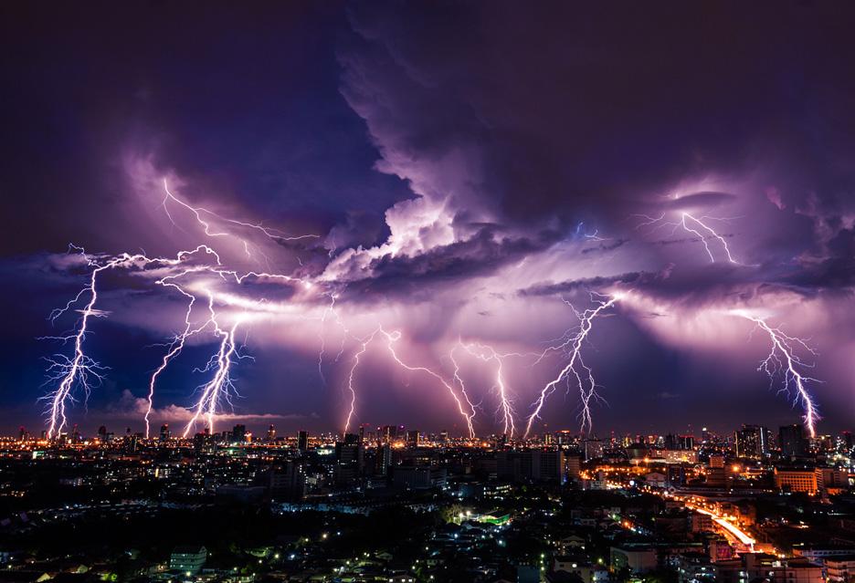 Gdzie i kiedy burza? Mapa burz na telefon i komputer | zdjęcie 1
