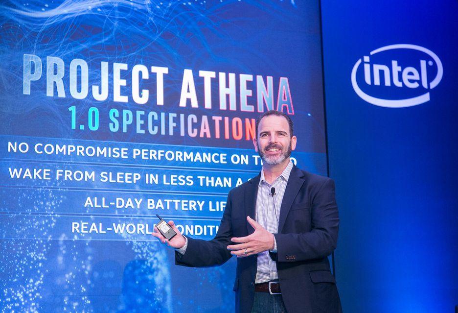 Intel Project Athena - projekt w końcu dostosuje laptopy do oczekiwań klientów