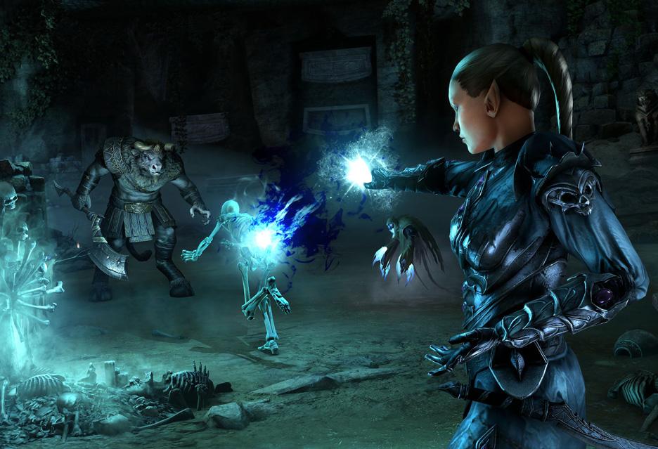 The Elder Scrolls Online – historia inne niż wszystkie | zdjęcie 1
