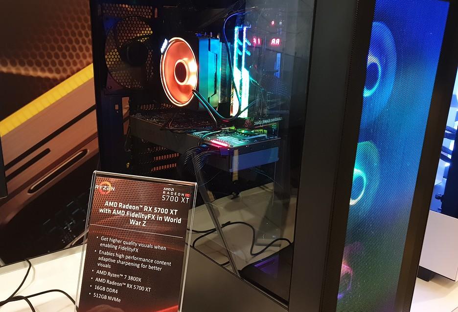 Ryzen z 16 rdzeniami i Radeon Navi - AMD odsłania karty   zdjęcie 3