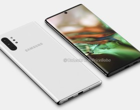 Galaxy Note 10 i Galaxy Note 10 Pro na renderach