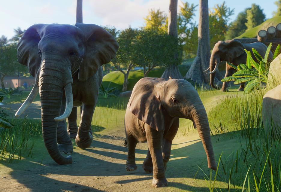 Planet Zoo - ta śliczna strategia ekonomiczna zadebiutuje jesienią