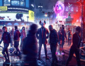 Watch Dogs Legion oficjalnie - data premiery i gameplay
