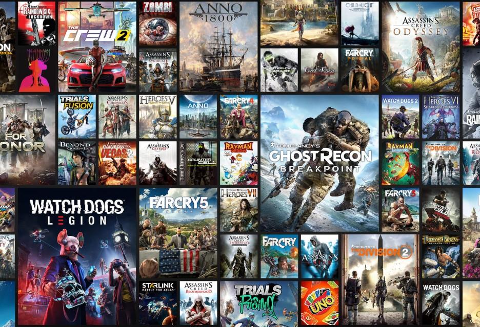 Ubisoft zapowiedział usługę abonamentową Uplay+